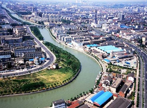 Grand Canal, Suzhou