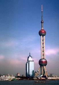 Shanghai Oriental TV Tower